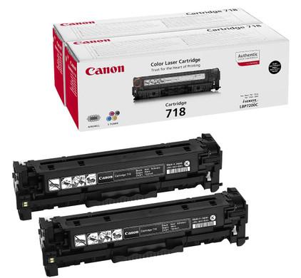 Canon CRG-718 Toner Zwart XL (2662B005)