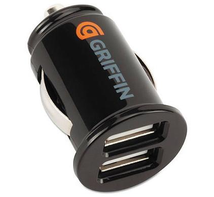Griffin PowerJolt Autolader Dual USB
