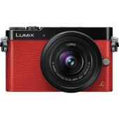 Panasonic Lumix DMC-GM5 + 12-32mm rood
