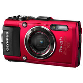Olympus Tough TG-4 rood