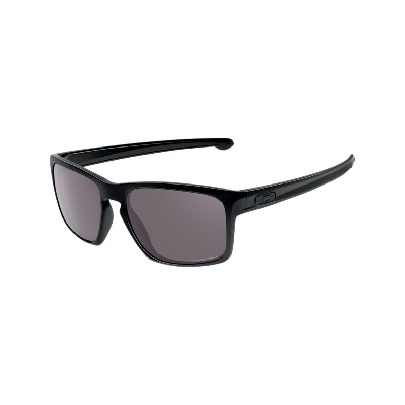 Oakley Sliver Polished Black/prizm Daily Polarized