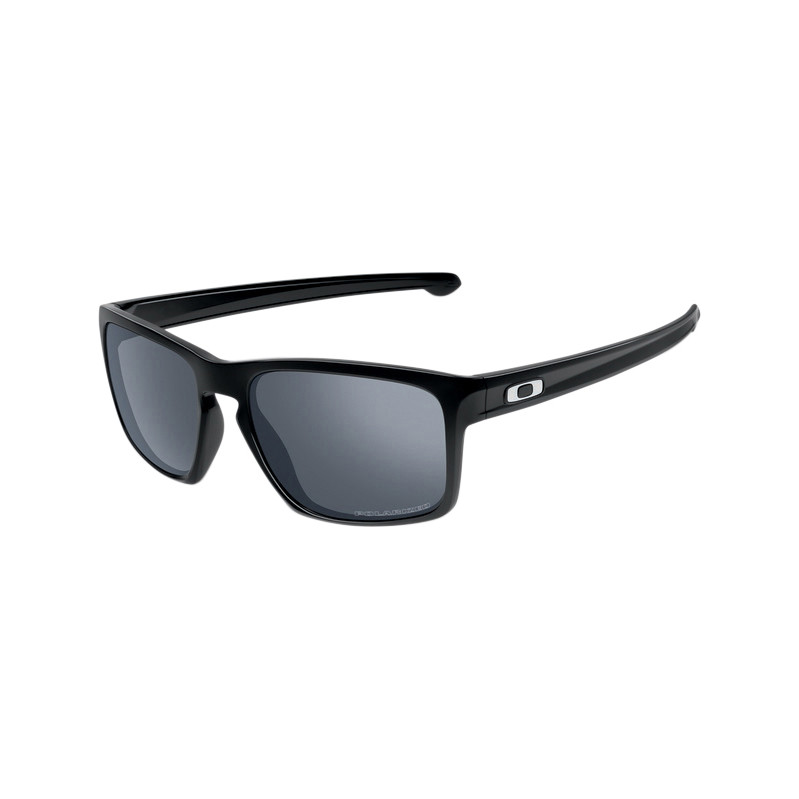 Oakley Sliver Polished Black/black Iridium Polarized