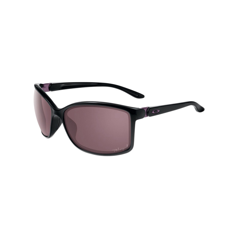 Oakley Step Up Polished Black/oo Grey Polarized