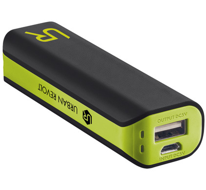 Urban Revolt Powerbank 2200 mAh