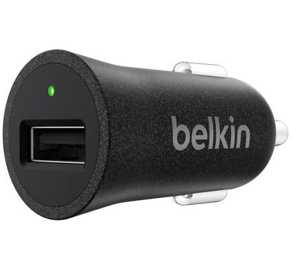 Belkin Mixit Premium Autolader Zwart