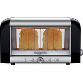 Magimix Le Vision toaster Zwart