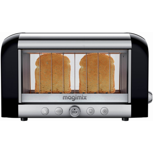 Magimix Le Vision toaster Zwart