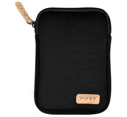 Port Designs Torino 2,5'' Case Zwart