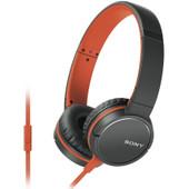 Sony MDR-ZX660AP Oranje