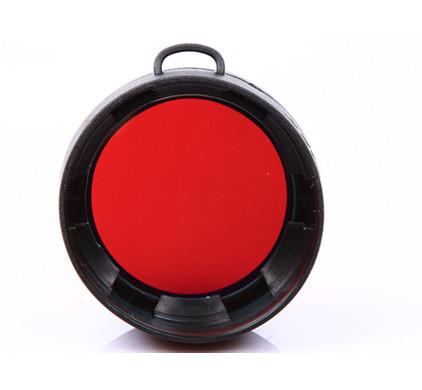 Olight Red Filter Voor M10,M18,S10,S15,S20