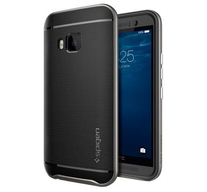 Spigen Neo Hybrid HTC One M9 Grijs