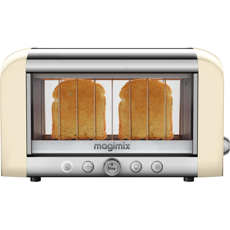 Magimix Le Vision Toaster Creme