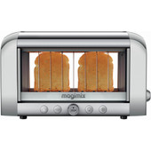 Magimix Le Vision toaster Mat Chroom