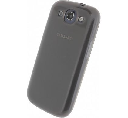 Xccess Resin Case Samsung Galaxy S3 Transparant Zwart