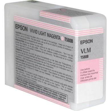 Epson T580B00 Cartridge Magenta (C13T580B00)