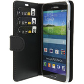 Valenta Booklet Classic Luxe Samsung Galaxy S5 Zwart
