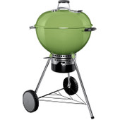 Weber Master Touch 57 cm  GBS Spring Green