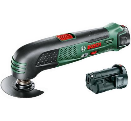 Bosch PMF 10,8 Li 1 + 2e accu