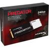 Kingston HyperX Predator SSD M.2 240GB - 2