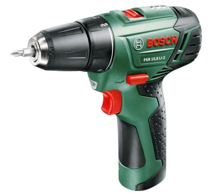 Bosch PSR 10,8 LI-2 (geïntegreerde accu)