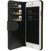 Valenta Booklet Classic Luxe Apple iPhone 7/8 Zwart
