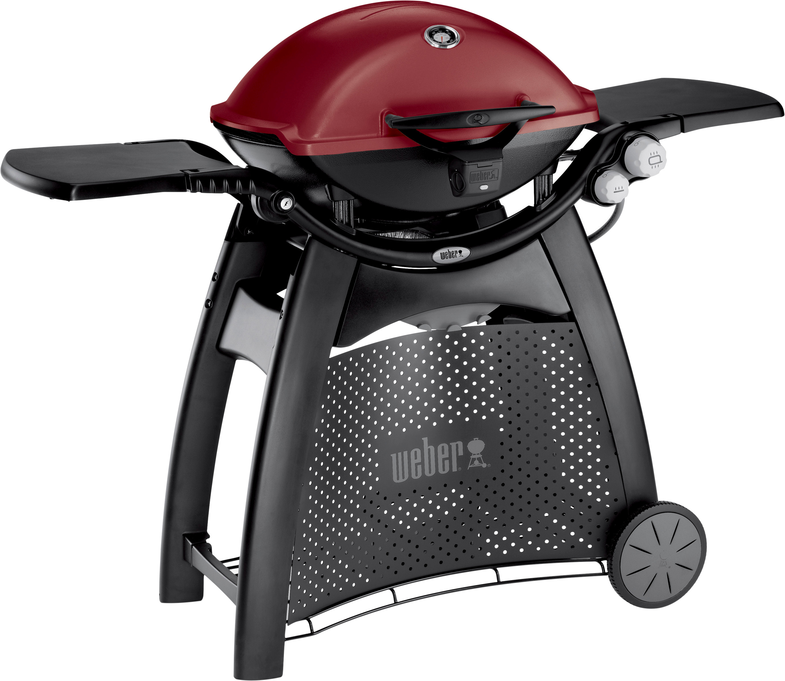 Barbecues Weber Q3200 Station Maroon