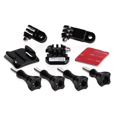 Pro-Mounts Side Mount voor Actioncam