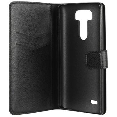 Xqisit Slim Wallet Case LG G4 Zwart