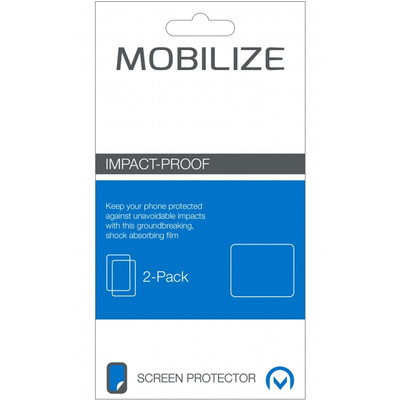 Mobilize Screenprotector Motorola Moto X Play Impact Proof
