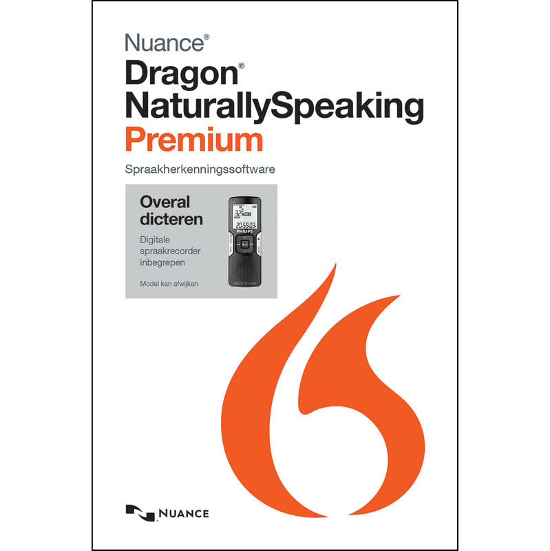 Nuance Dragon Naturallyspeaking Premium 13.0 Mobile