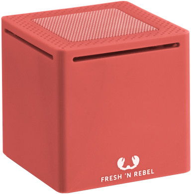 Fresh 'n Rebel Rockbox Cube Rood