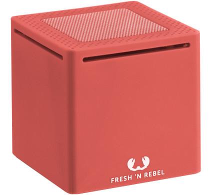 Fresh 'n Rebel Rockbox Cube Rood