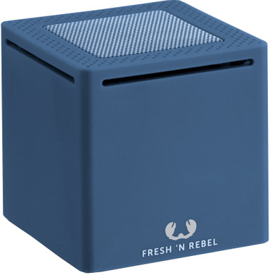 Fresh 'n Rebel Rockbox Cube Blauw