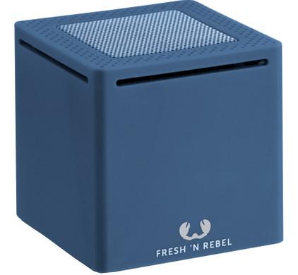 Fresh 'n Rebel Rockbox Cube Blauw