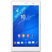 Sony Xperia Z3 Tablet Compact Wifi 16GB Wit