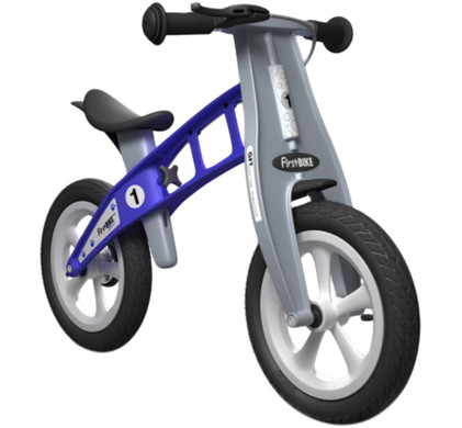 FirstBIKE Street Blue met rem