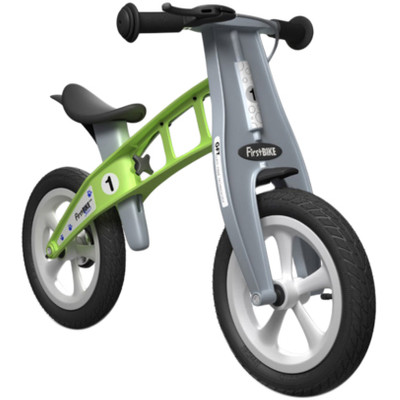 FirstBIKE Street Green met rem