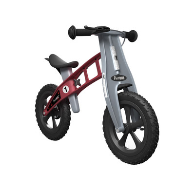 FirstBIKE Cross Red met rem
