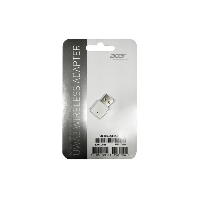 Acer Uwa3 Wireless Projection Kit