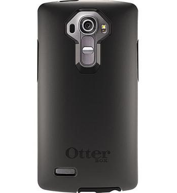 Reviews over de otterbox symmetry case lg g4 zwart