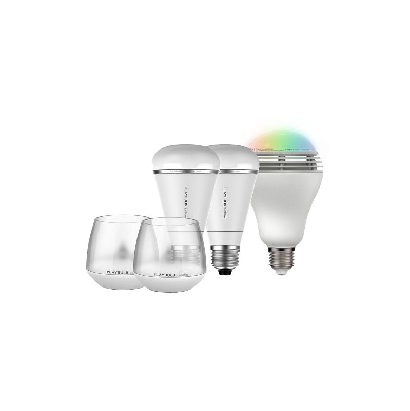 Mipow Playbulb Bluetooth Lighting Deluxe 5 Pack