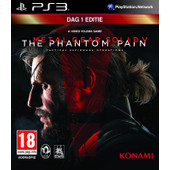 Metal Gear Solid V: The Phantom Pain - Day 1 Edition PS3