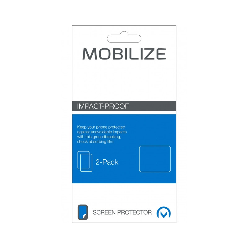 Mobilize Screenprotector Sony Xperia Z5 Compact Impact Proof