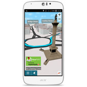 Acer Liquid Jade Z Wit