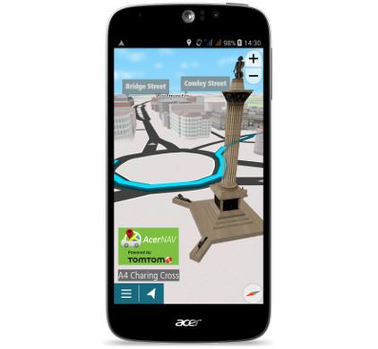 Acer Liquid Jade + Geheugen