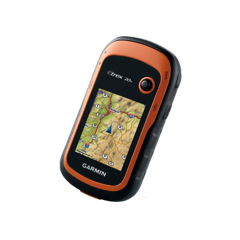 Garmin Etrex 20\Outdoor Handheld GPS\2.2i Color display\Durable\Waterproof (010-01508-05)