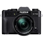 Fujifilm X-T10 + 16-50 mm zwart