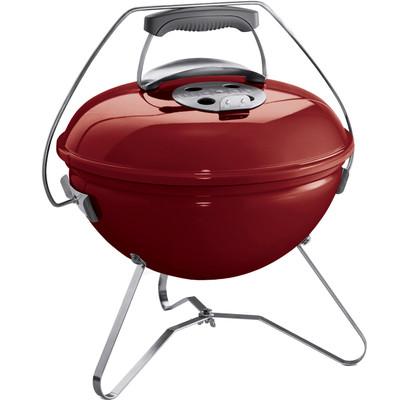 Barbecues Weber Smokey Joe Premium Crimson Red