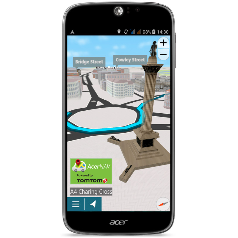 Acer Liquid Jade S Wit