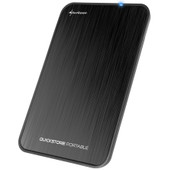 Sharkoon QuickStore Portable USB 3.1 2,5 inch Zwart